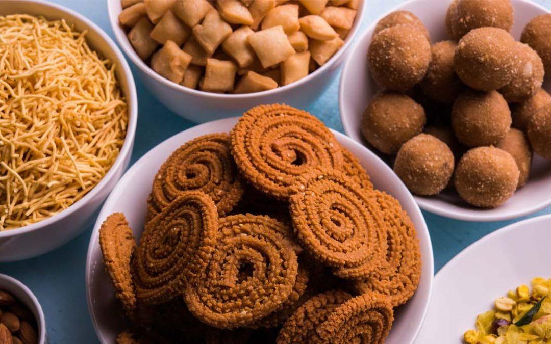 10 must try Snacks for Diwali