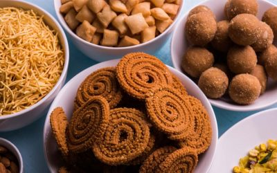10 must try snacks for Diwali